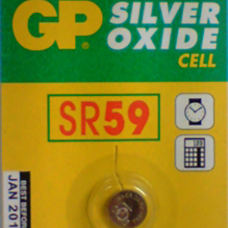 GP 396 Coin Cell Battery