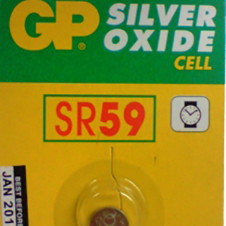 GP 397 Coin Cell Battery