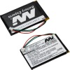 GPS Battery suitable for Garmin Nuvi 1350, 1370, 1390