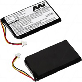 GPS Battery suitable for Garmin (GPSB-361-00056-00-BP1)