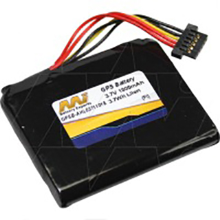 Portable GPS Battery GPSB-AHL03711018-BP1