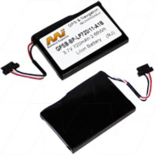 Magellan Portable GPS Battery