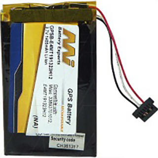 Portable GPS Battery GPSB-E4MT191323H12