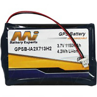 Portable GPS Battery GPSB-IA2X713H2