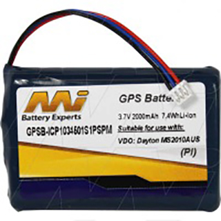 GPS Battery GPSB-ICP1034501S1PSPM