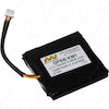 Portable GPS Battery for TomTom 4EH44