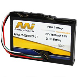 Battery for PDA, Pocket PCs & GPS
