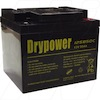 Drypower 12V 50Ah Sealed Lead Acid Battery