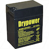 Drypower 6V 13Ah Sealed Lead Acid Battery