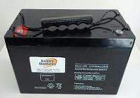 HC AGM deep cycle battery