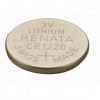 CR1220 Lithium 3V Coin Cell