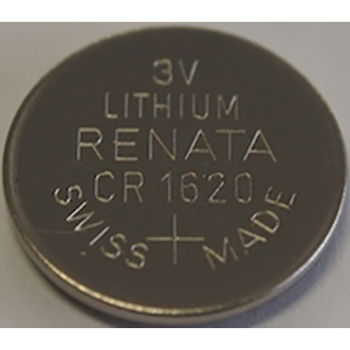 CR1620 Lithium 3V Coin Cell