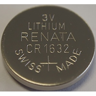 CR1632 Lithium 3V Coin Cell