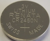 CR2450N Lithium 3V Coin Cell