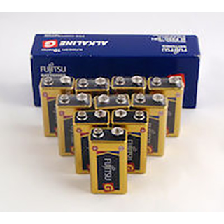 9v Fujitsu Heavy Duty Battery (20 Pack)