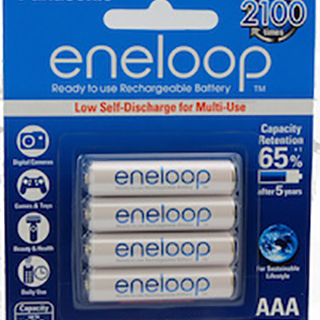 Eneloop AAA Rechargeable (Pack of 4)