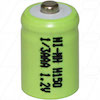 H150C-1/3AAA Raised Button Type NiMH Industrial Battery