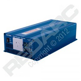 Redarc 24V 1500W Pure Sine Wave Inverter