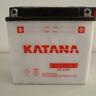 Katana 12N5.5-3B Maintainable Conventional Battery