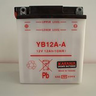 Katana YB12A-A Conventional Motorcycle Battery