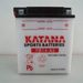 Katana YB14-A2 Conventional Motorcycle Battery