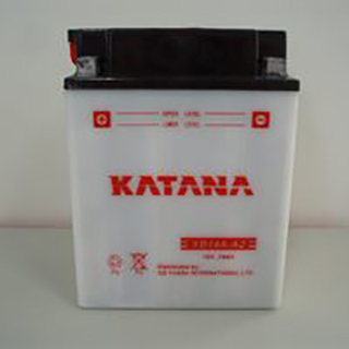 Katana YB14A-A2 Conventional Motorcycle Battery