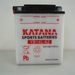 Katana YB14L-A2 Conventional Motorcycle Battery