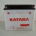 Katana YB16-B Conventional Motorcycle Battery