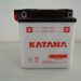Katana YB3L-A Conventional Motorcycle Battery