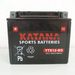 Katana YTX12-BS Maintenance-free Battery