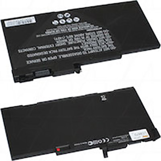 Laptop Computer Battery for Hewlett Packard Elitebook
