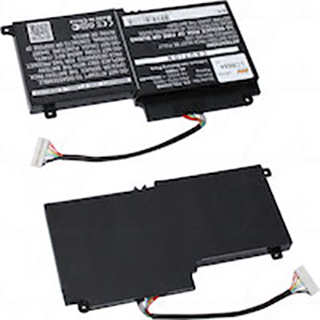 Laptop Computer Battery for Toshiba Satellite L40-A (LCB684)