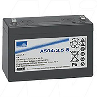Replacement Battery A504/3.5S