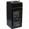 Eagle Picher Battery CF-4V4.6