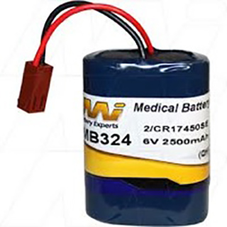 Medical Battery suitable for Filac F1500 thermometer