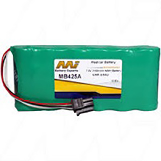 Medical Battery suitable for Aspect Medical Systems