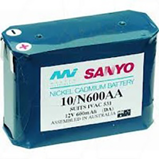 Medical Battery suitable for Ivac 531 and Touitu Foetal Monitor