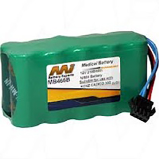 Medical Battery suitable for Kenz Cardico 302