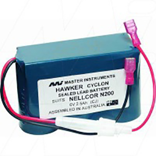 Medical Battery suitable for Nellcor N200 Oxymeter