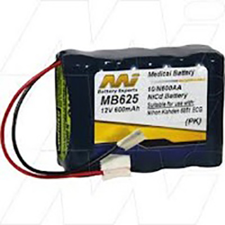 Medical Battery suitable for Nihon Kohden 6851/6851k ECG