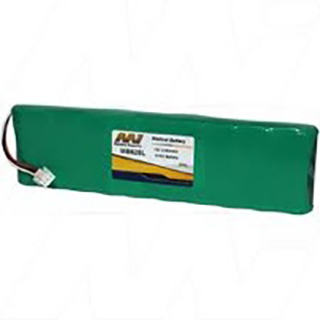 Medical Battery suitable for Nihon Kohden 9620L ECG