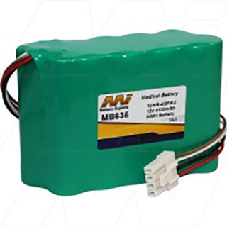 Medical Battery suitable for Nihon Kohden BSM2300