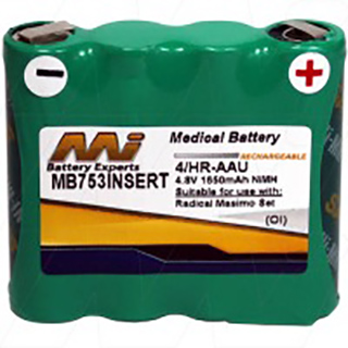 Medical Battery EB-MB753INSERT