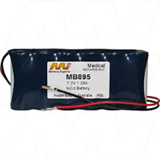 Medical Battery suitable for Terumo 523, 528