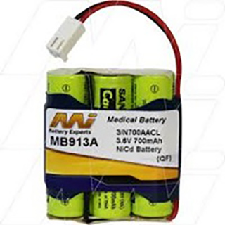 Medical Battery EB-MB913A