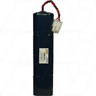 Medical Battery suitable for Welch Allyn AED10 defibrillator (Jump Starter).