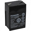 Panasonic Sealed Lead Acid Battery LC-R064R5P