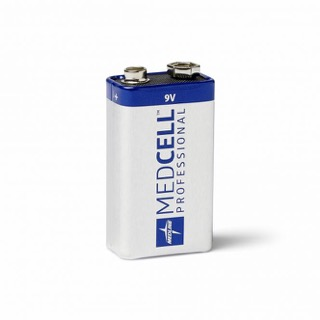 9v Medcell Heavy Duty Battery