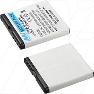Nokia 6500c 'Classic' Battery (BL-6P)