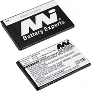 Nokia XL Mobile Phone Battery CPB-BN-02-BP1